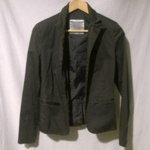 Grey Old Navy Blazer